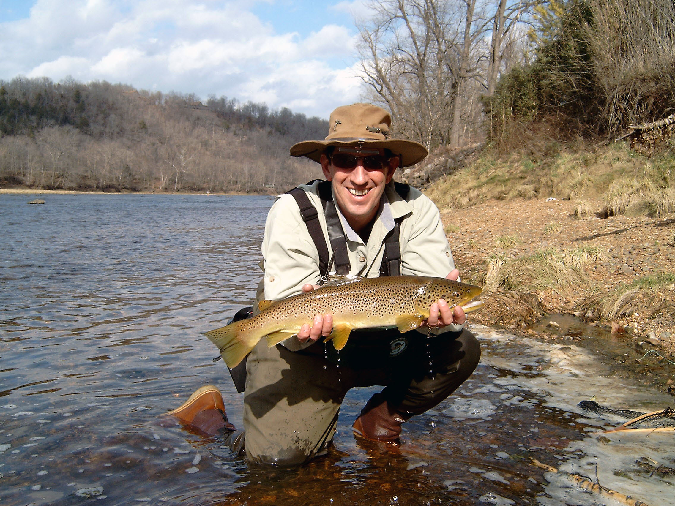 White river and norfork river fly fishing in arkansas for White river fishing